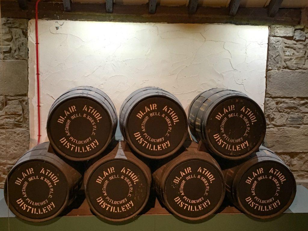 vaten met whisky